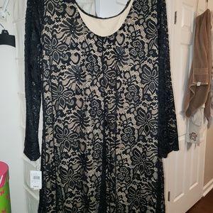 Liberty Lane Plus Size Dress